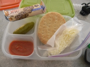 Pizza Lunchable