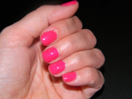 Salon style nails at home